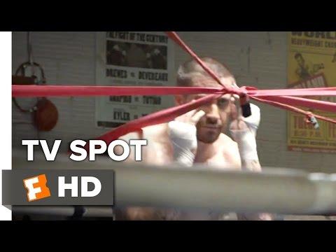 Southpaw TV SPOT  Fight Harder 2015  Skylan Brooks, Jake Gyllenhaal Drama HD