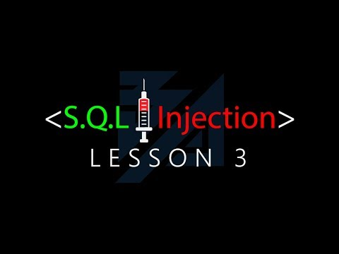 SQL Injection 3: SQL Injection Using Post Data Method