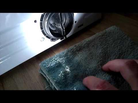 Как почистить фильтр в стиральной машине аристон хотпоинт видео