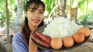 Yummy cooking Fried Rice recipe - Cooking skill