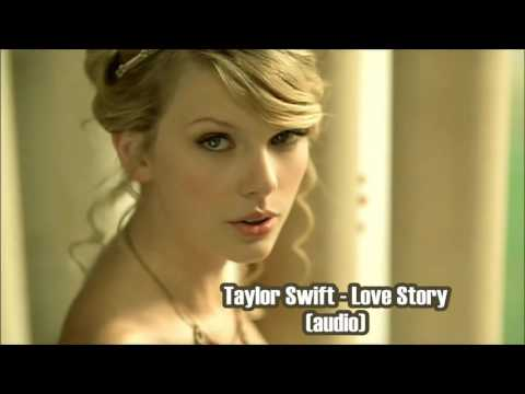 Taylor Swift  Love Story audio