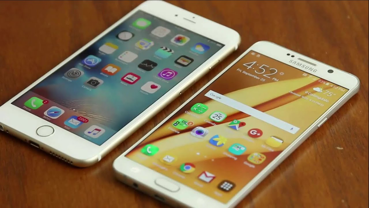 Samsung galaxy note 5 vs htc one m9 plus a comparison - New Iphone 6s Plus Vs Samsung Galaxy Note 5 Galaxy S6 Edge Plus Vs Htc One M9 Comparison 720 Hd