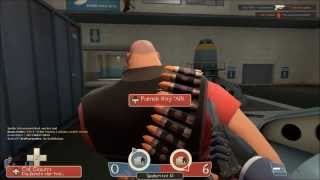 TF2 - Spy Vs Heavy