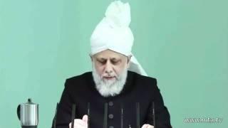 Allah est avec ceux qui sont justes et ceux qui font le bien - sermon du  03-02-2012