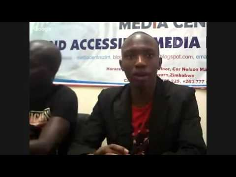 Swaziland Youth Leader speaks to Zimbabwe Youths
