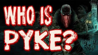 Who is Pyke? || Pre-release character design & lore analysis