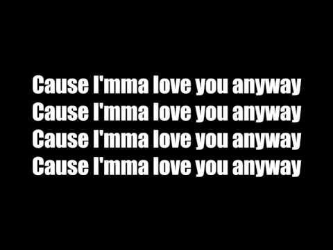 CHRIS BROWN - ANYWAY [Official Lyrics Video | HQ/HD]