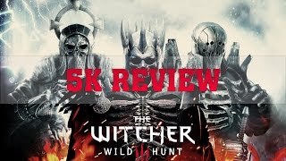 THE WITCHER 3: WILD HUNT 5K REVIEW | 5120x2880 | 4K 60FPS PC GAMEPLAY | GTX TITAN X | ThirtyIR.com