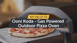 Say hello to Ooni Koda