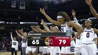 Women's Basketball vs. Missouri — 1/21/19