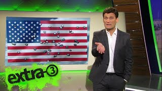 Christian Ehring: Haben die Amerikaner noch alle Waffen im Schrank?
