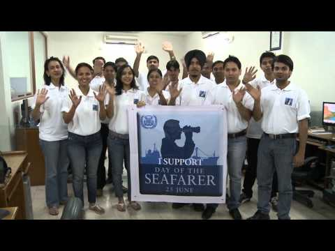 Day of the Seafarer 2014 - Video message