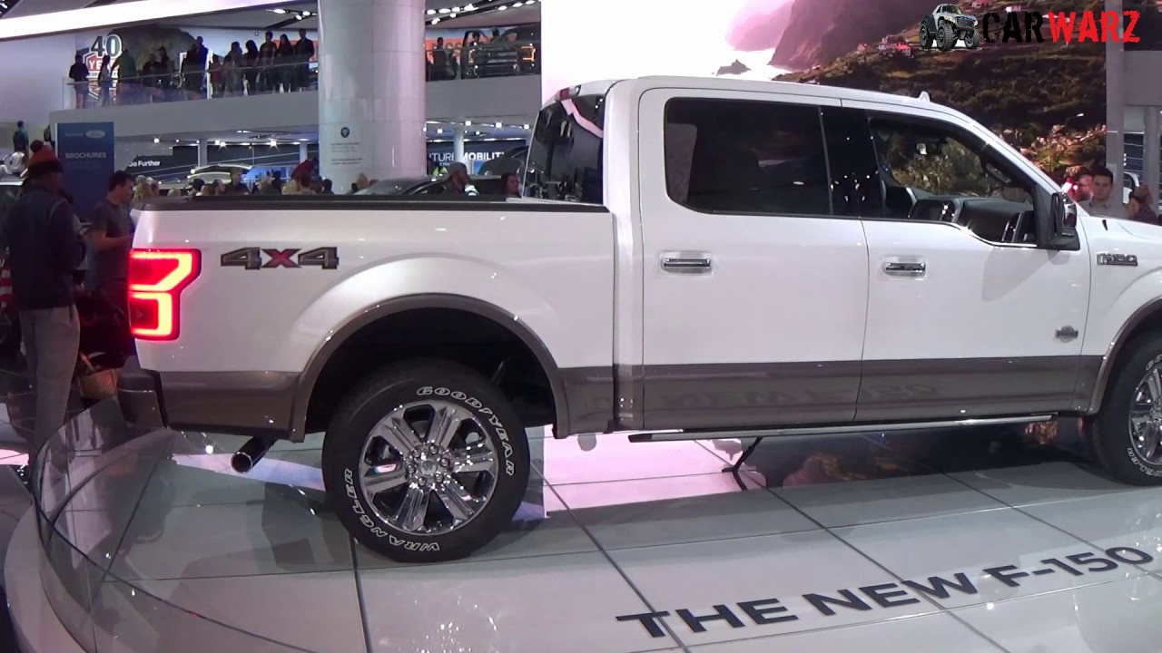 2018 ford king ranch f150. perfect 2018 2018 ford f150 king ranch special at the 2017 naias detroit auto show   youtube to ford king ranch f150