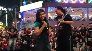 Adik Qasrina||10 Kali Sehari Pun Die Bawak Lagu Ni Tak Pernah Bosan Min Dengar Vocal Sedap
