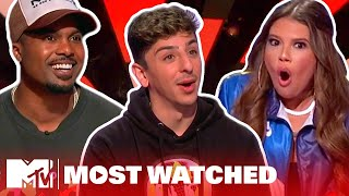 Top 5 Most-Watched Ridiculousness Videos ft. FaZe Rug & More (June Edition) | MTV