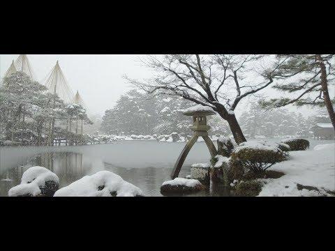 Winter in Kanazawa City 金沢 兼六園 | A Japan Travel Film