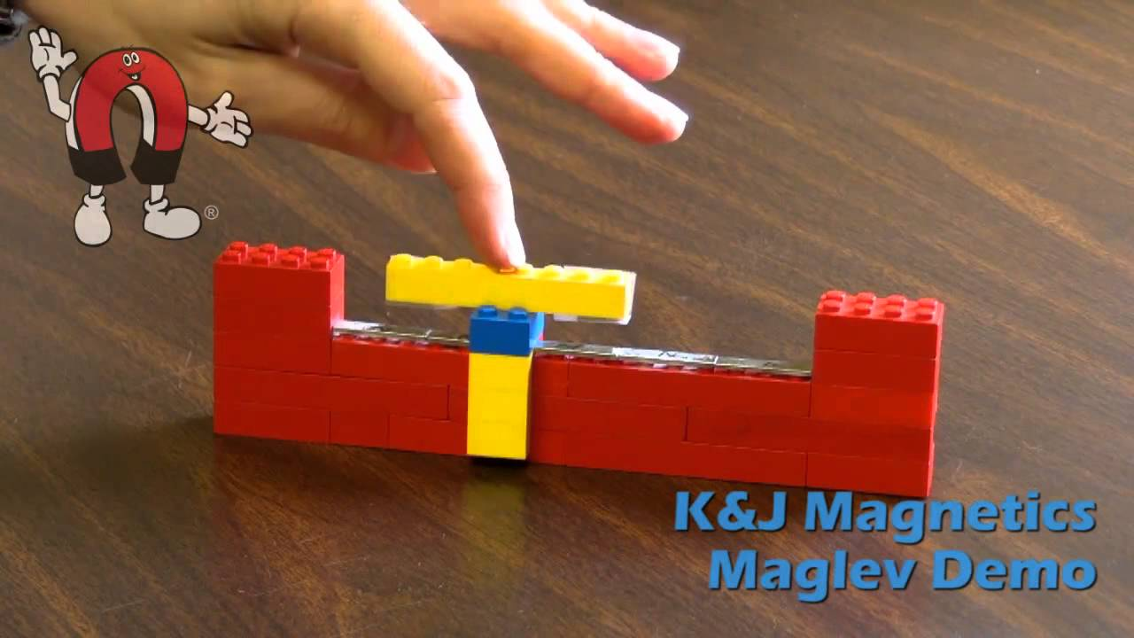 Simple MagLev Train: 6 Steps (with Pictures)