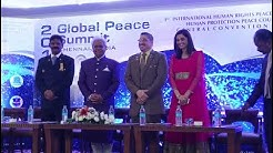 International Human Right peace commission Florida -Honoured Best Scientist and DistindService Award