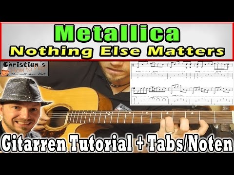★Metallica NOTHING ELSE MATTERS Intro #1