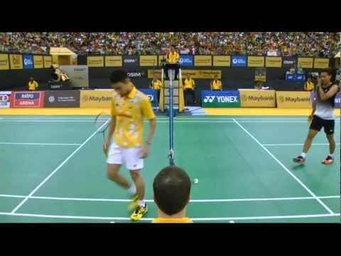 F - MS - Lee Chong Wei vs Sony Dwi Kuncoro - 2013 Maybank Malaysia Open