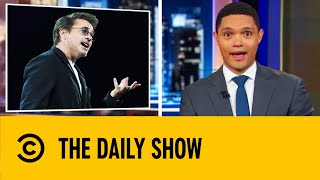 Most Surprising Celebrity News Stories | The Daily Show With Trevor Noah
