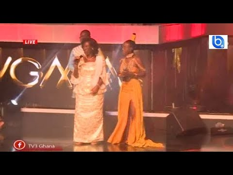 #VGMA 2018# Awesome performance from Ghana's old legend