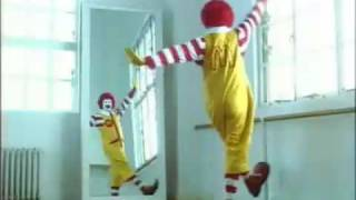 Japanese McDonalds clown