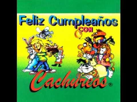 Feliz cumpleanos con las ardillas en espanol