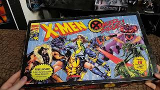 X-men under siege unboxing