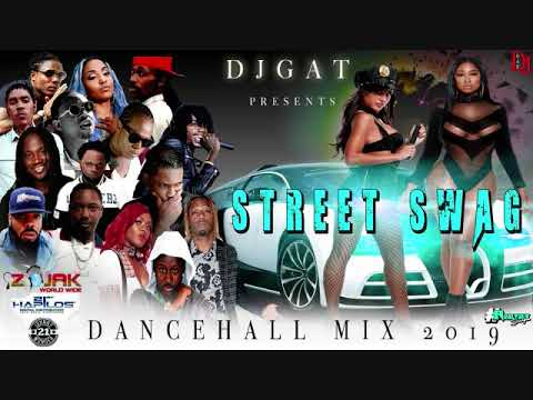 Download DANCEHALL MIX CLEAN APRIL 2019 STREET SWAG JUGGLING FT VYBZ
