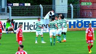 Celtic FC - James Forrest v SK Vorwarts Steyr