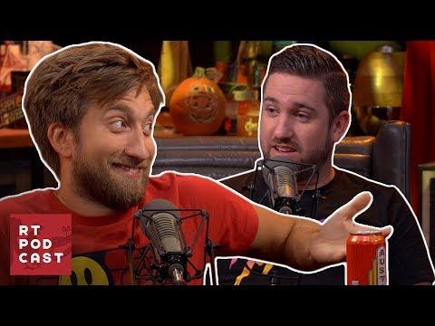 RT Podcast: Ep. 463 - Gavin Karate Chops His Bum