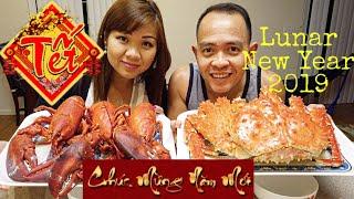 Tết Nguyên Đán - Lunar New Year Mukbang