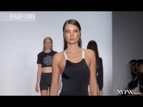 THE BLONDE REPUBLIC Spring Summer 2019 Fashion Palette New York - Fashion Channel