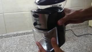Coffee grinders Delonghi Kg79 ( Kg89 ) and Domo DO 442 KM (Severin KM 3874 ) test / Test mlynčekov