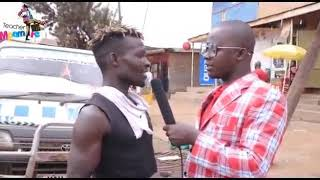 ARE YOU A SON TO THE PRESIDENT| Teacher Mpamire on the street | Latest African Comedy April 2020