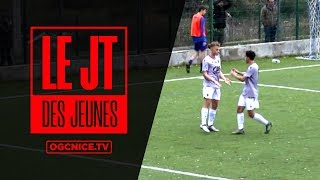 VIDEO: JT Jeunes #15 - 2 victoires et 1 nul pour le centre