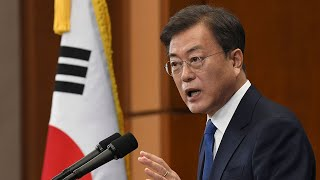video: Watch: 'We should brace for pandemic's second wave', says South Korea's president