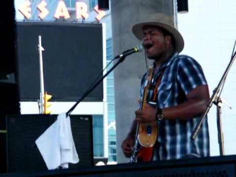The Homemade Jamz Blues Band live at the Windsor International Bluesfest