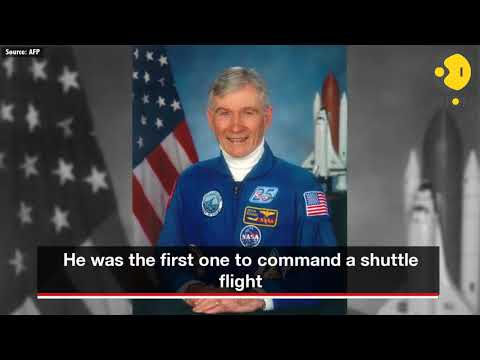 Legendary US astronaut John Young dies at 87