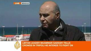 Libyan council forms government