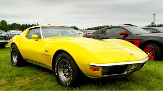The World s Biggest American Car Show Is Not Where You Would Expect Fifth Gear смотреть