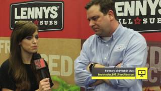 1851 On The Road (Franchise Expo South 2017) - Hunter Brown of Lenny