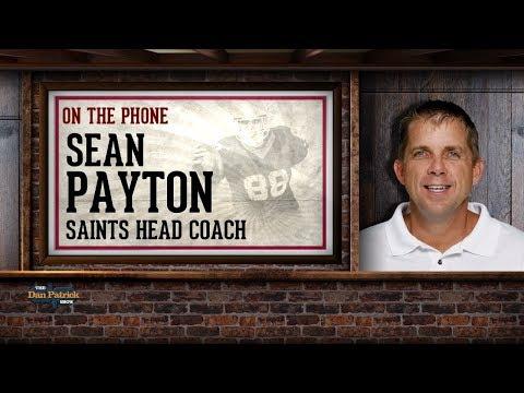 Sean Payton Talks Super Bowl, NFL Draft & More w Dan Patrick   Full Interview   4/23/18