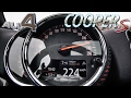 Mini Countryman Cooper S ACCELERATION & TOP SPEED 0-222 km/h by AutoTopNL