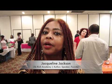 DREAM CATCHER: LIFE RICH ACADEMY | JACQUELINE JACKSON