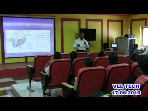 2016 06 17 GUEST LECTURE ON LED LIGHTING & ELCTRONICS INDUSTRY IN INDIA