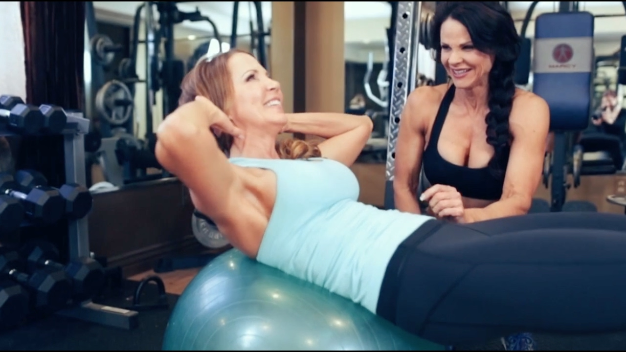 Sandy Hancock - Personal Trainer for