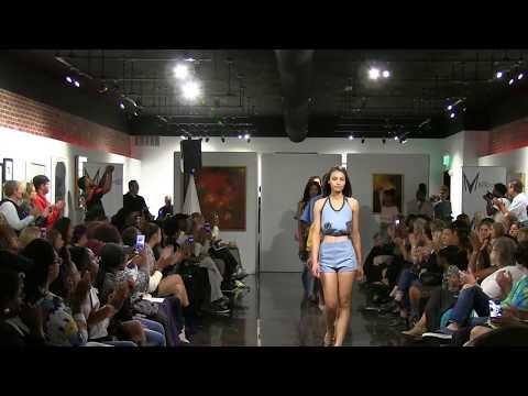 TKJ Designs - 2017 Virginia Fashion Week - Emerging Designers