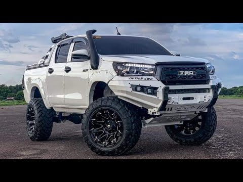 Modified Toyota Hilux 4x4 Offroader ▪ Team SPADA